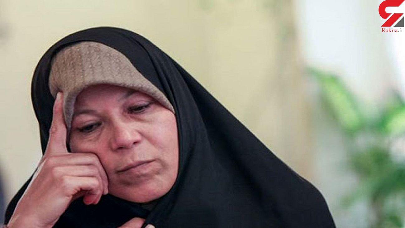 تایید پیشنهاد معاون اولی احمدی نژاد به فائزه هاشمی !