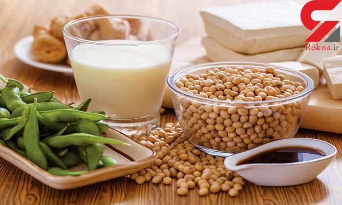 پروتئین سویا  خوب یا بد؟/ تقویت سلامت استخوانی پس از یائسگی