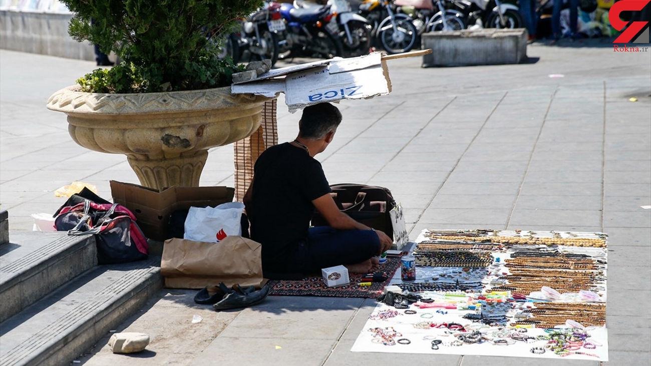 دستفروشان در چه شهرهایی اجازه فعالیت ندارند