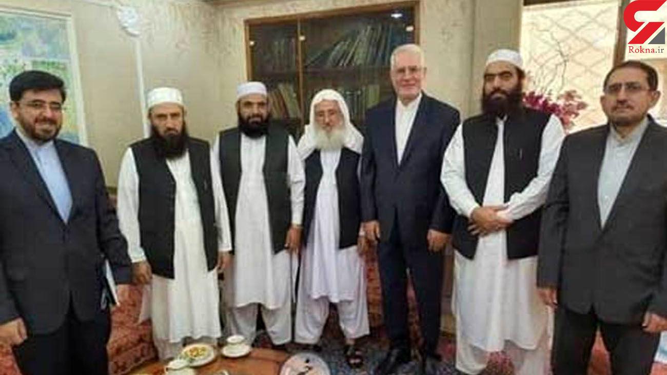 تسلیت طالبان در پی ترور شهید فخرىزاده