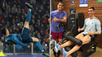 اسرار بدن عضلانی یک نابودگر + عکس