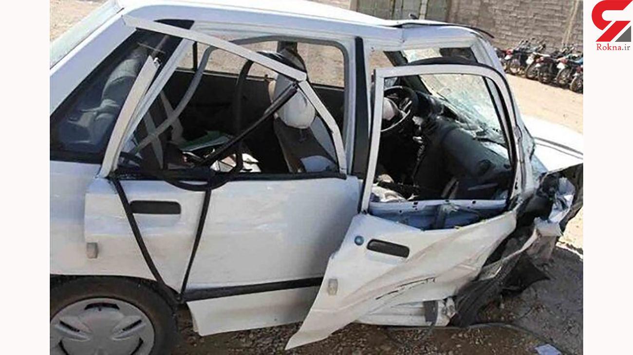 وقوع ۲ تصادف در تهران ۱۱ مصدوم داشت