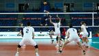 رقبای والیبال ایران در المپیک مشخص شدند