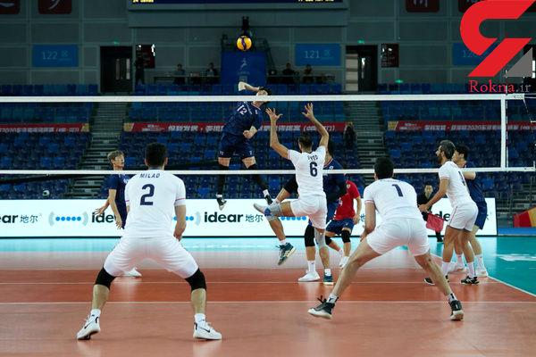 تیمهای والیبال حاضر در المپیک ۲۰۲۰ مشخص شدند