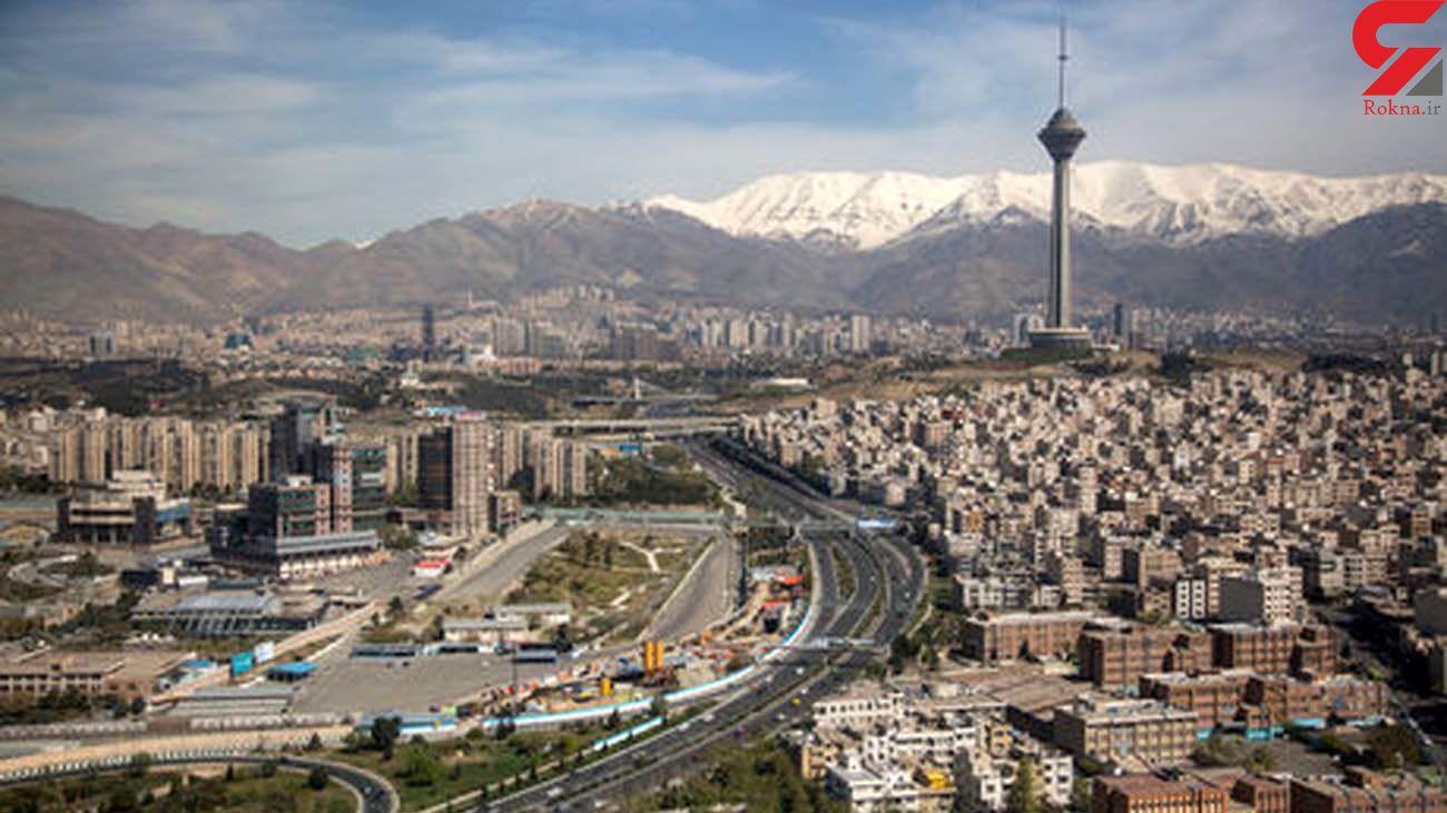 قیمت اجاره بها در مناطق مختلف تهران + جدول