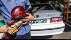 آخرین جزئیات درگیری پلیس با یکی از اوباش شیراز / سه مأمور پلیس زخمی و انگشت یک شهروند قطع شد