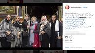 افتتاح گالری نقره همسر نیوشا ضیغمی با حضور هنرمندان معروف +تصاویر