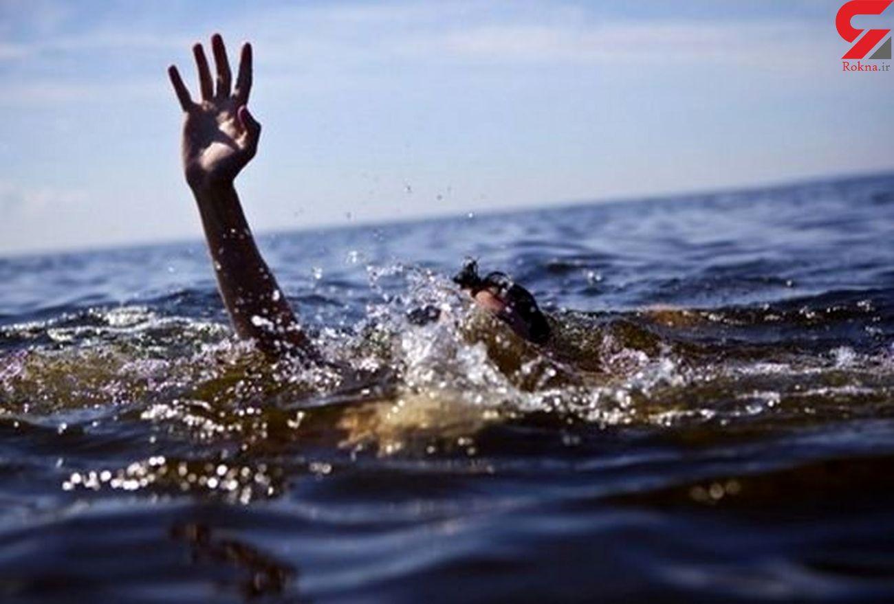 """نوجوان 15 ساله در رودخانه """"دینور"""" غرق شد"""