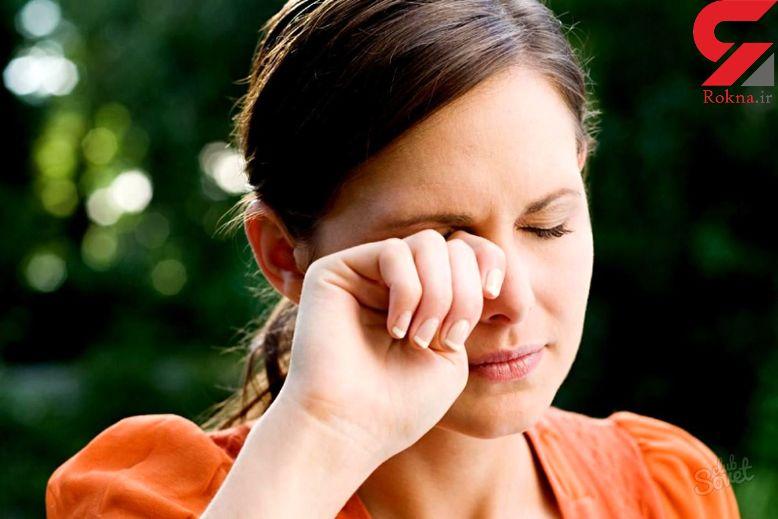 راهکارهای رفع خستگی چشم در اثر کار زیاد