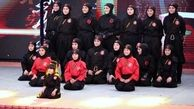گفت و گو با دختران نینجای ایران