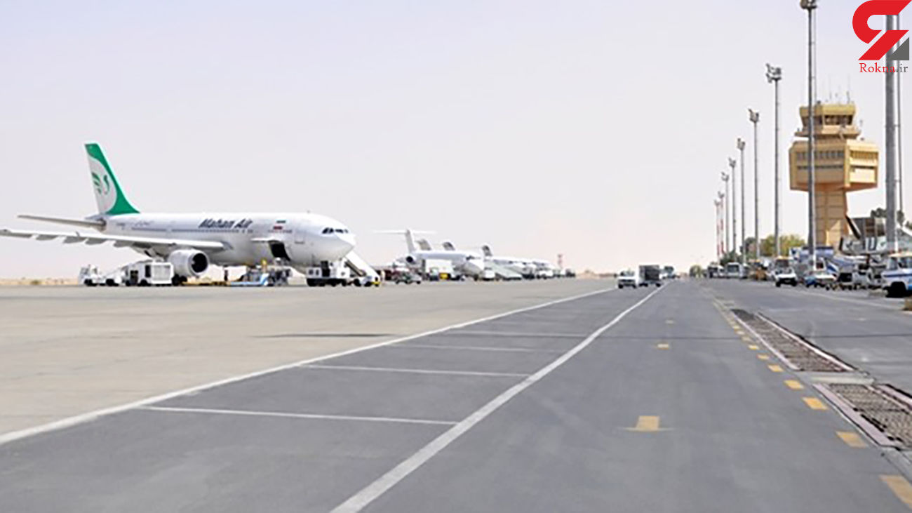 پشت پرده فیلم هواپیمای نظامیان خارجی در اصفهان + فیلم و جزئیات