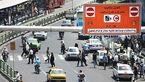 آرم طرح ترافیک ۹۶ از امروز اعتبار دارد