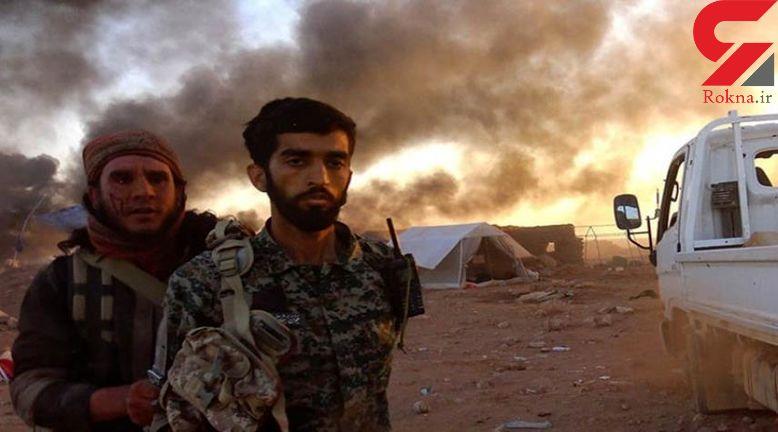 ناگفته هایی از حمله عامل انتحاری به شهید حججی پیش از اسارت + عکس