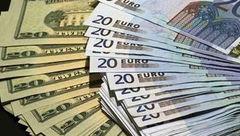 نرخ دلار در بانک های تهران