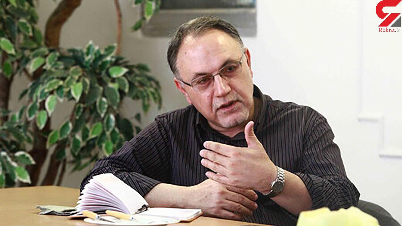علیرضا علویتبار از جبهه اصلاحات استعفا داد