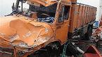 حادثه مرگبار تصادف در محور هرسین - کرمانشاه / دوتن جان باختند