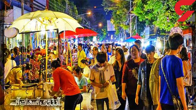 خرید و گشت و گذار از جذاب ترین بازار های شرق آسیا