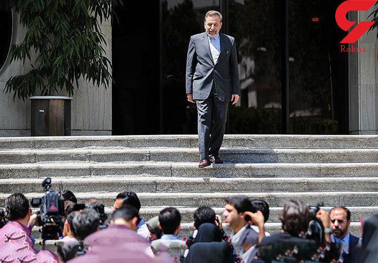 رئیس دفتر رئیس جمهور : نمی دانستیم که رئیس جمعیت هلال احمر ممنوع الخروج است