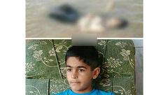 تصویر دلخراش جسد مجتبی 10 ساله / او 20 روز قبل بلای هولناکی سرش آمد+ عکس جسد