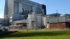 سه مجروح در اثر سانحه در نیروگاه هستهای هیشام