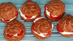 خوشمزه ترین نان خامه ای شکلاتی را در خانه درست کنید+ دستور پخت