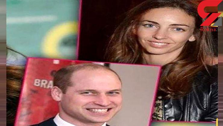 همسر چهره مشهور مچش را گرفت / رسوایی که دامان خانواده سلطنتی را گرفت+ عکس