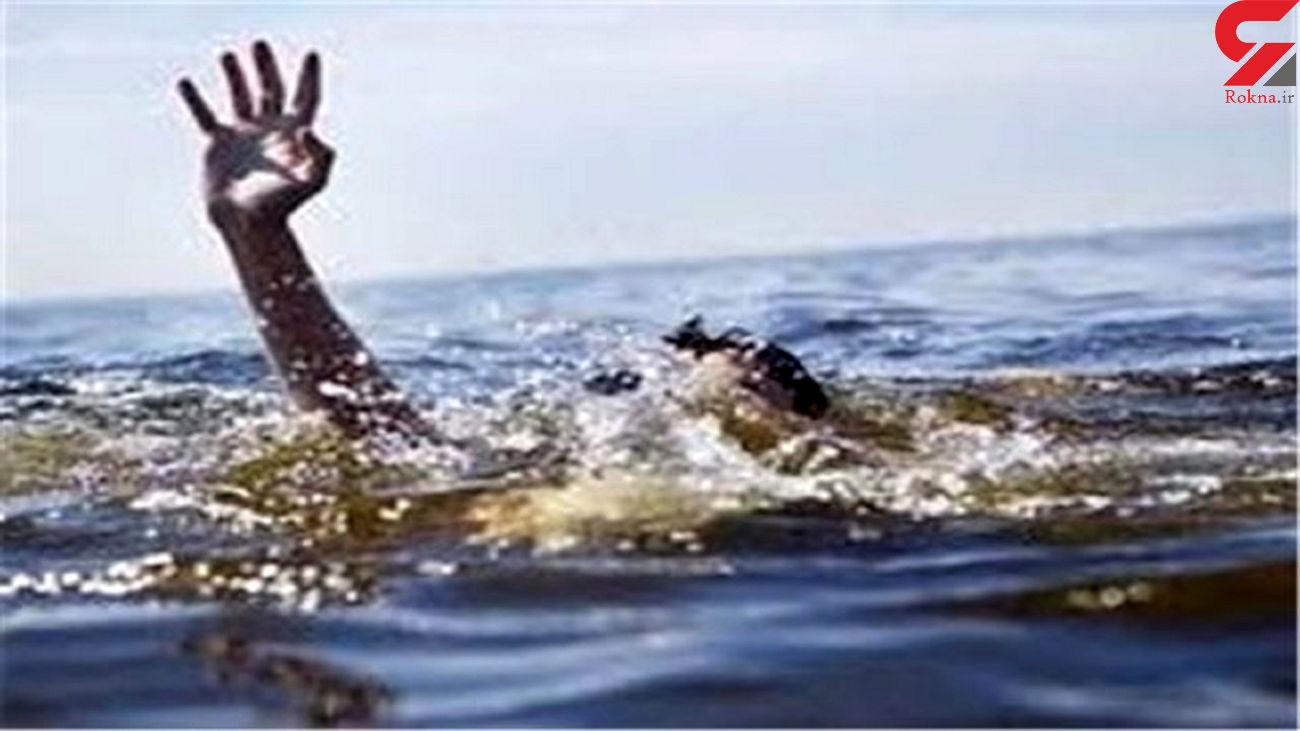 غرق شدن مرد 50 ساله در مخزن آب کارخانه