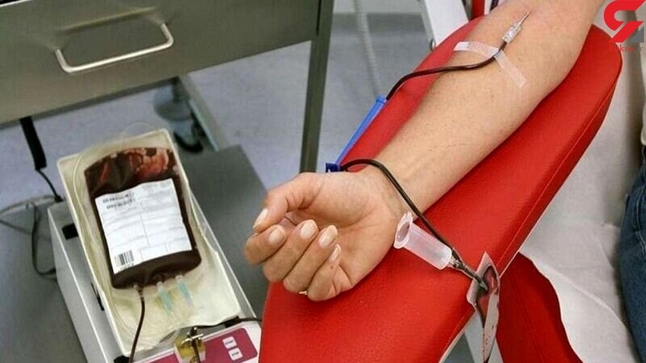 تهران نیازمند اهدای خون