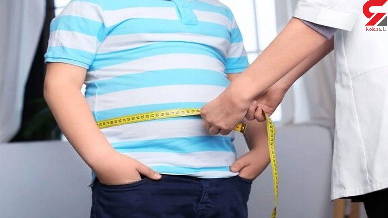 30 درصد دانش آموزان در دوره کرونا چاق شده اند