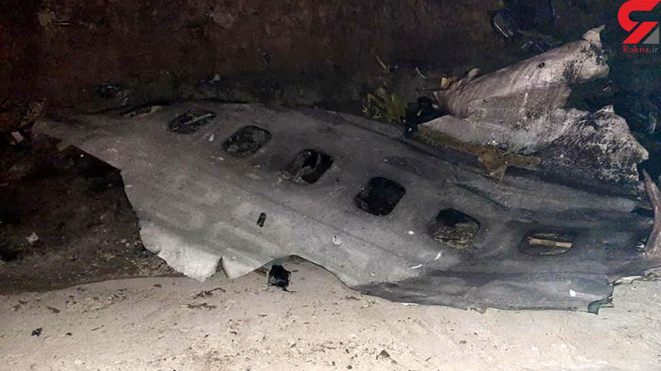 82 ایرانی در سقوط هواپیمای بوئینگ 737 صبح امروز + عکس