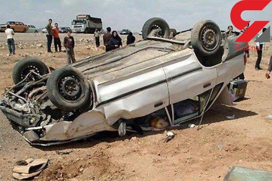 علت عجیب واژگونی خودروها در 5 استان کشور