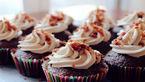 دستور پخت کاپ کیک شکلاتی/عصرانه ای برای روزهای بهاری