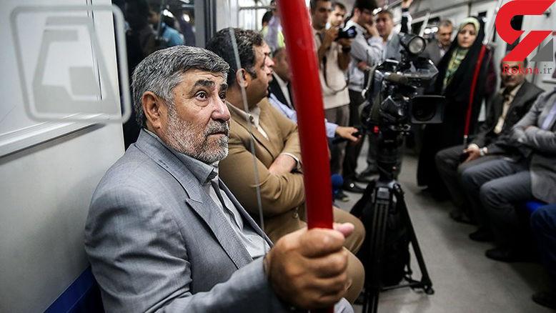 مدیرعامل شرکت مترو تهران استعفا داد