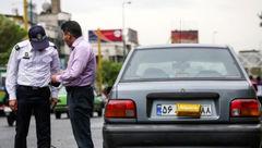 یک سال حبس برای رانندگانی که پلاک خودرو خود را مخدوش میکنند