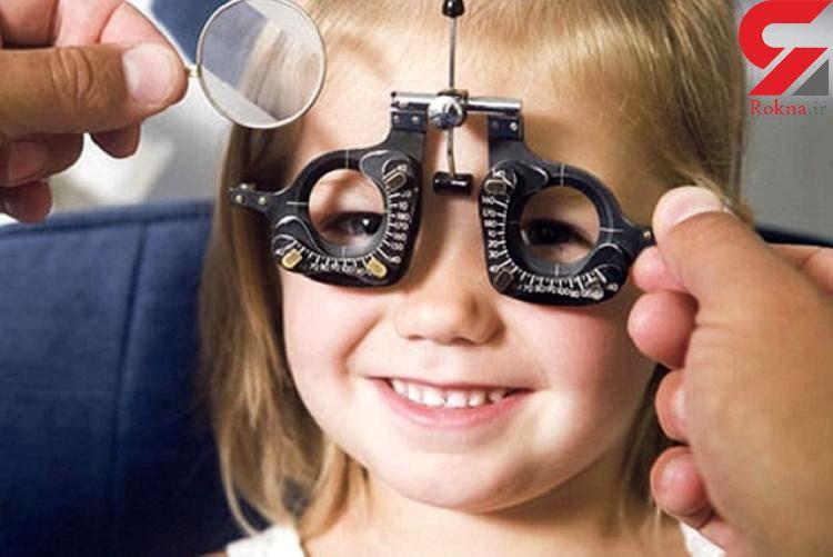 زمان طلایی برای تشخیص تنبلی چشم کودک