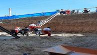 ریزش دیوار ساختمان در محمدیه حادثه ساز شد