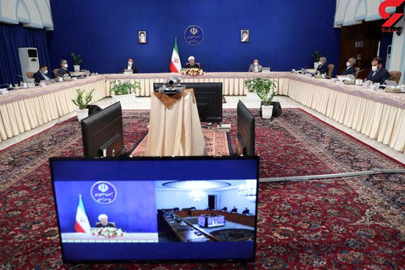بررسی و اصلاح لایحه بودجه  ۱۴۰۰ در دستور کار دولت قرار گرفت