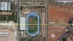 استادیومی در دو نیمکره زمین + تصاویر