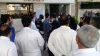 پنجمین روز از تجمعات اعتراضی کارکنان بیمارستان امام خمینی کرج/مسئولان برای راهاندازی این مرکز درمانی دست به دست هم دهند