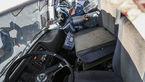 مرگ یک مسافر در تصادف شدید کامیون با خودرو ی
