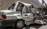 یک کشته و 3 مجروح در اثر واژگونی پراید در فارس