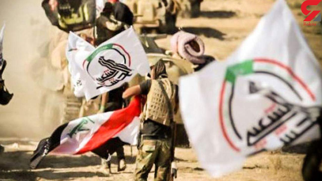 یک رزمنده الحشد الشعبی در حمله عناصر داعش در «دیالی» عراق شهید شد