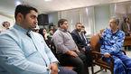 تلاش رحیم مشایی برای بر هم زدن جلسه دوم دادگاه +تصاویر