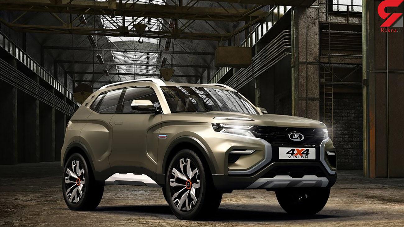 بزرگترین خودروساز روسیه آغاز به کار می کند