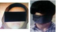 اعتراف دختر خاله و پسر خاله جوان که در خیابان خلوت مشهد دستگیر شدند + عکس