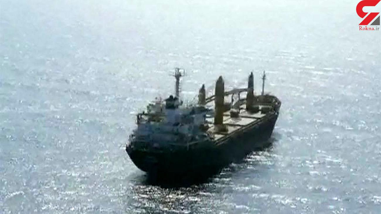 انفجار کشتی ایرانی توسط اسرائیل در دریای سرخ / اسرائیل اقرار کرد