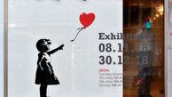 تعطیلی نمایشگاه 12 میلیون پوندی بنکسی در بروکسل
