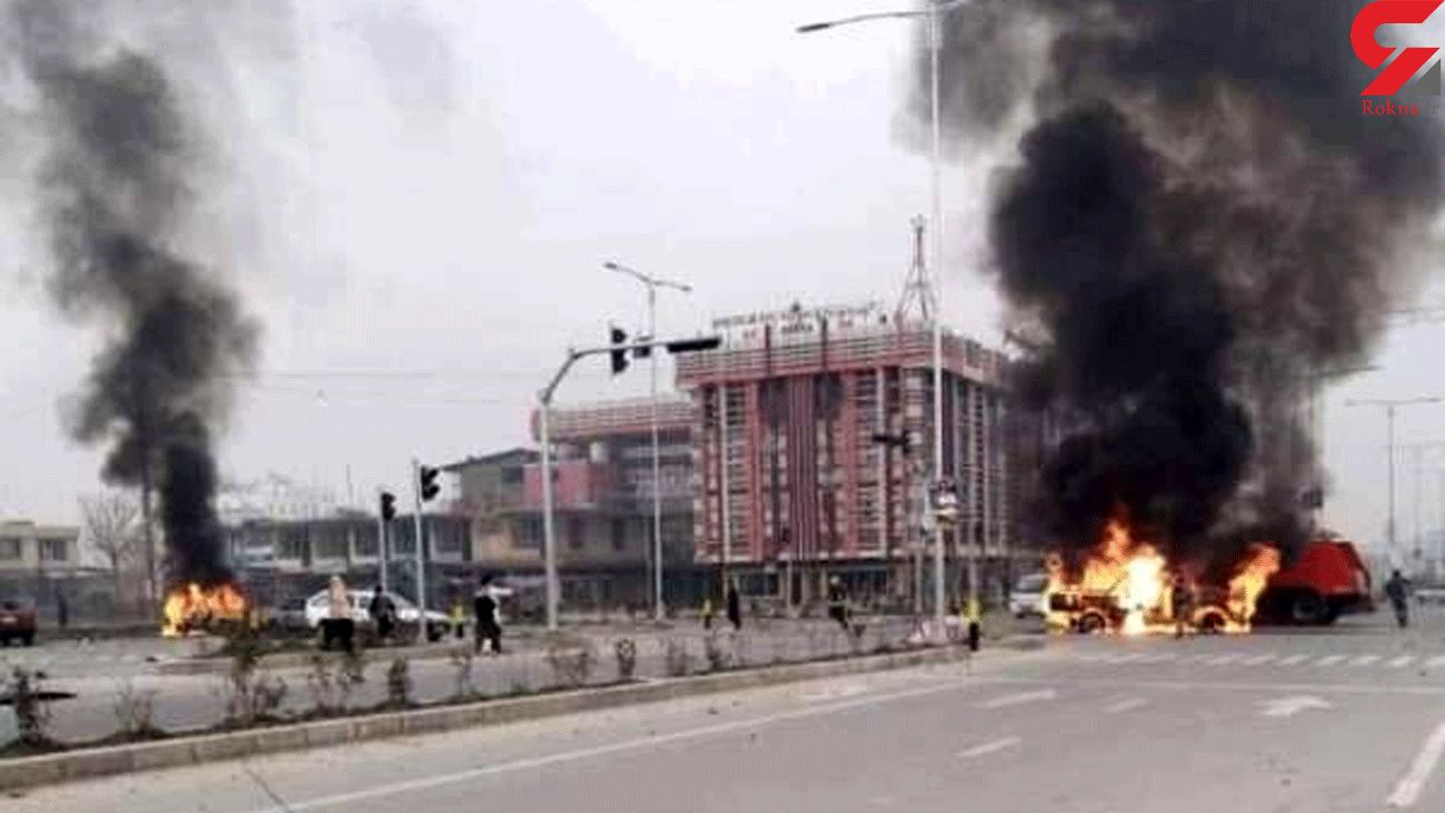 Two people killed, wounded in a bomb blast in Kabul