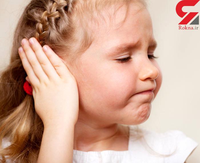 آلژی علت اصلی عفونت گوش
