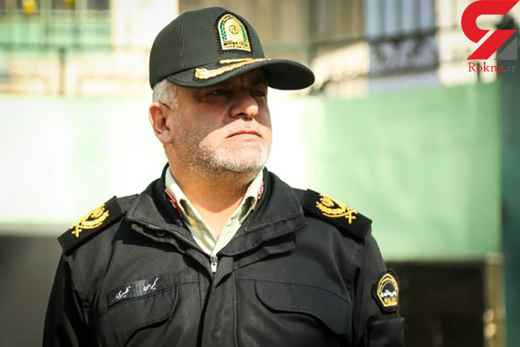 این مردان شوم شب عاشورا در دربند چه کردند ! /  پلیس تهران فاش کرد + عکس های پس از بازداشت